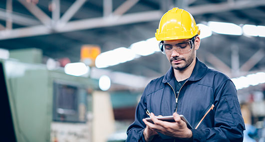 GMAO - Gestión desde dispositivos móviles - INTEGRAN